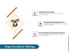 Key Statistics Of Marketing Shape The Market Offerings Ppt PowerPoint Presentation Styles Clipart PDF
