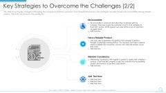 Key Strategies To Overcome The Challenges Accessible Information PDF