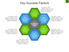 Key Success Factors Ppt PowerPoint Presentation Slides Background Image