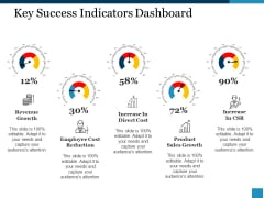 Key Success Indicators Dashboard Ppt PowerPoint Presentation Inspiration Guide