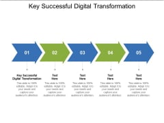 Key Successful Digital Transformation Ppt PowerPoint Presentation Infographic Template Cpb