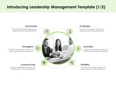 Key Team Members Introducing Leadership Management Ppt Professional Ideas PDF