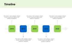 Key Team Members Timeline Ppt Infographic Template Summary PDF