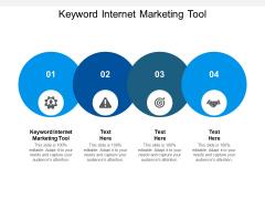 Keyword Internet Marketing Tool Ppt PowerPoint Presentation Icon Slideshow Cpb