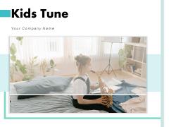 Kids Tune Headphones Children Learning Ppt PowerPoint Presentation Complete Deck