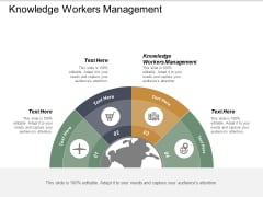Knowledge Workers Management Ppt PowerPoint Presentation Inspiration Graphics Template Cpb