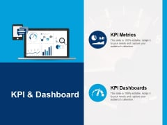 Kpi And Dashboard Kpi Dashboards Ppt PowerPoint Presentation Layouts