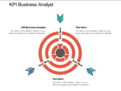Kpi Business Analyst Ppt PowerPoint Presentation Ideas Layouts Cpb