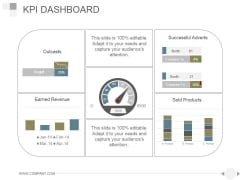 Kpi Dashboard Ppt PowerPoint Presentation Good