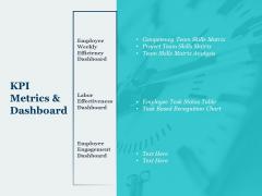 Kpi Metrics And Dashboard Ppt PowerPoint Presentation Inspiration Design Ideas