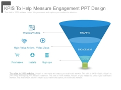 Kpis To Help Measure Engagement Ppt Design