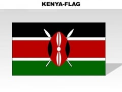 Kenya powerpoint maps powerpoint templates slides and graphics kenya country powerpoint flags toneelgroepblik Image collections