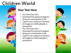 Kids PowerPoint Ppt Templates