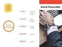 Label Identity Design Brand Personality Ppt PowerPoint Presentation Outline Design Ideas PDF