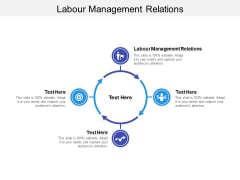 Labour Management Relations Ppt PowerPoint Presentation Outline Shapes Cpb