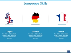 Language Skills Ppt PowerPoint Presentation File Example File