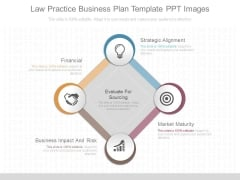 Law Practice Business Plan Template Ppt Images