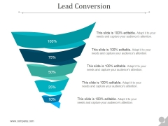 Lead Conversion Ppt PowerPoint Presentation Designs Download