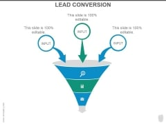 Lead Conversion Ppt PowerPoint Presentation Influencers