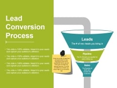 Lead Conversion Process Ppt PowerPoint Presentation Icon Design Ideas
