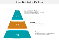 Lead Distribution Platform Ppt PowerPoint Presentation File Samples Cpb