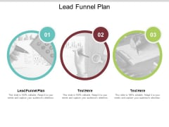 Lead Funnel Plan Ppt PowerPoint Presentation Icon Cpb