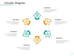 Lead Generation Initiatives Through Chatbots Circular Diagram Ppt Infographics Design Inspiration PDF