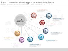Lead Generation Marketing Guide Powerpoint Ideas