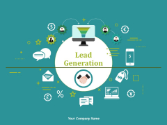 Lead Generation Ppt PowerPoint Presentation Complete Deck With Slides