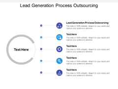 Lead Generation Process Outsourcing Ppt PowerPoint Presentation Outline Sample Cpb Pdf