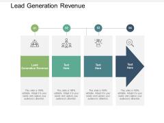 Lead Generation Revenue Ppt PowerPoint Presentation Summary Template Cpb