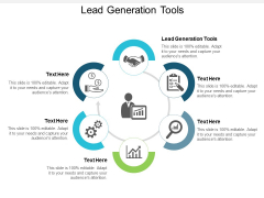 Lead Generation Tools Ppt Powerpoint Presentation Gallery Deck