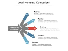 Lead Nurturing Comparison Ppt Powerpoint Presentation Icon Picture Cpb