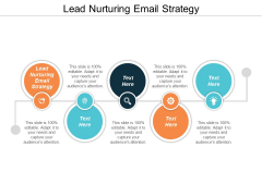 Lead Nurturing Email Strategy Ppt Powerpoint Presentation Layouts Show Cpb