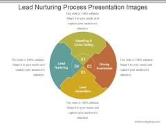 Lead Nurturing Process Presentation Images