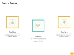 Leaders Vs Managers Post It Notes Ppt Summary Styles PDF