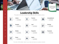 Leadership And Management Leadership Skills Background PDF