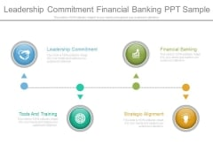 Leadership Commitment Financial Banking Ppt Sample