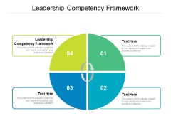 Leadership Competency Framework Ppt PowerPoint Presentation Model Demonstration Cpb