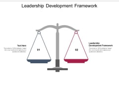 Leadership Development Framework Ppt PowerPoint Presentation Summary Slides Cpb Pdf