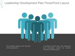 Leadership Development Plan Ppt PowerPoint Presentation Example File