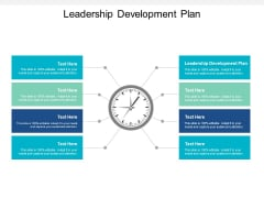 Leadership Development Plan Ppt PowerPoint Presentation Portfolio Images Cpb