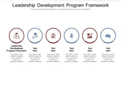 Leadership Development Program Framework Ppt PowerPoint Presentation Portfolio Diagrams Cpb Pdf
