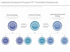 Leadership Development Program Ppt Presentation Backgrounds