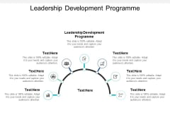 Leadership Development Programme Ppt PowerPoint Presentation Infographic Template Templates Cpb