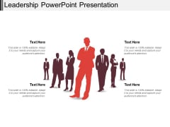 Leadership Free PowerPoint Slide