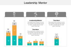 Leadership Mentor Ppt PowerPoint Presentation Diagram Ppt Cpb