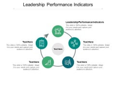 Leadership Performance Indicators Ppt PowerPoint Presentation Professional Example Topics Cpb