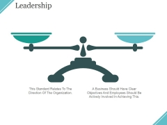 Leadership Ppt PowerPoint Presentation Inspiration Themes