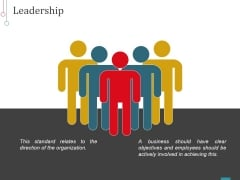 Leadership Ppt PowerPoint Presentation Portfolio Summary